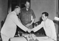 Perjanjian Linggarjati (Cirebon) 15 November 1946