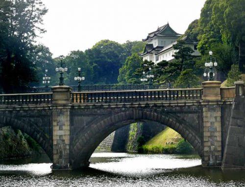 Istana Raja Jepang di Tokyo | Rumah Kaisar Jepang